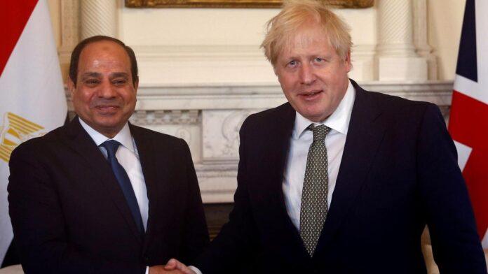 BRITAIN-EGYPT