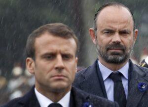 Macron e Philippe