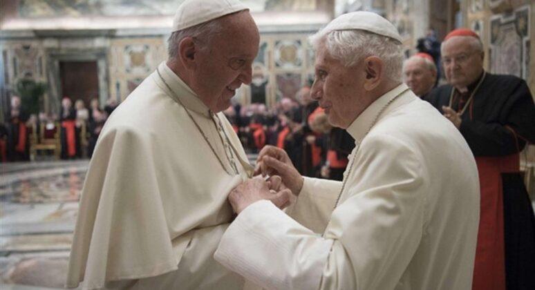 Papa Francesco e Benedetto XVI