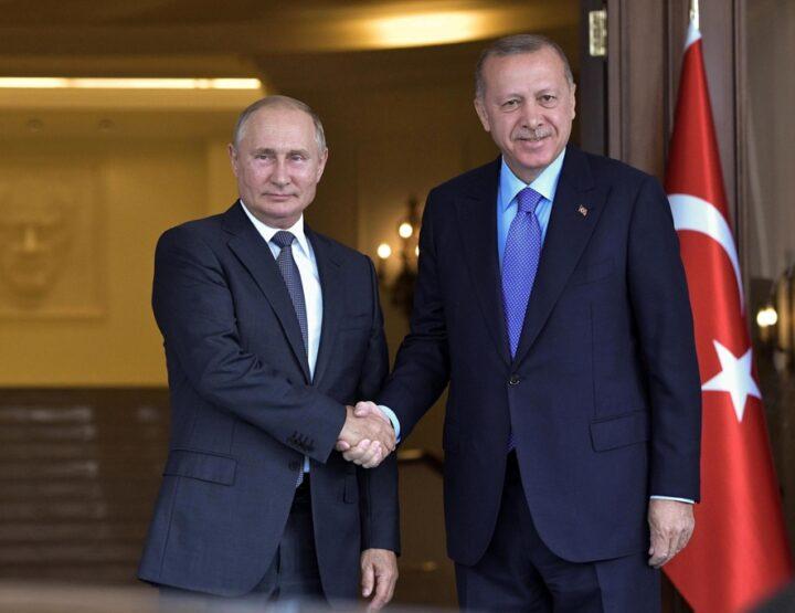 Putin e Erdogan