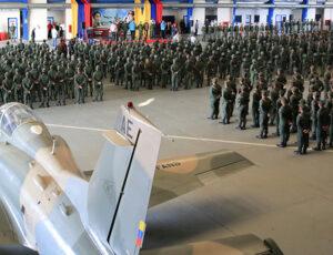 milizie venezuelane
