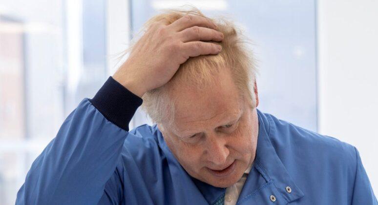 Covid-19 Boris Johnson
