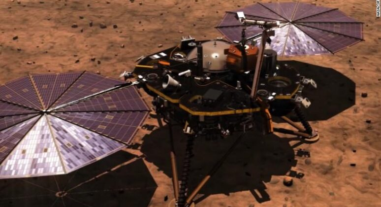 Lander InSight